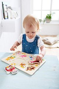 Greifpuzzle Oma Lenis Tiere (Kinderpuzzle) - Produktdetailbild 1