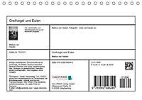 Greifvögel und Eulen (Tischkalender 2019 DIN A5 quer) - Produktdetailbild 13