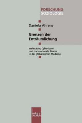 Grenzen der Enträumlichung, Daniela Ahrens