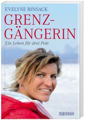 Grenzgängerin, Evelyne Binsack, Doris Büchel