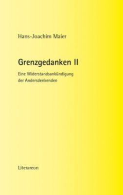 Grenzgedanken - Hans-Joachim Maier |
