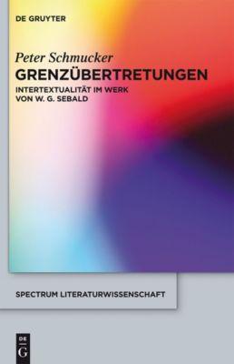 Grenzübertretungen, Peter Schmucker