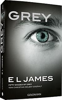 Grey - Fifty Shades of Grey von Christian selbst erzählt - Produktdetailbild 1