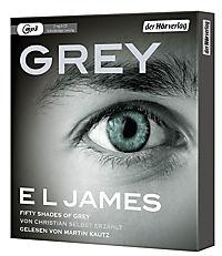 Grey - Fifty Shades of Grey von Christian selbst erzählt, 2 MP3-CDs - Produktdetailbild 1