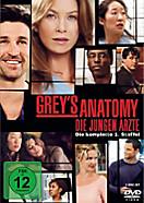 Grey's Anatomy - Die komplette Staffel 1