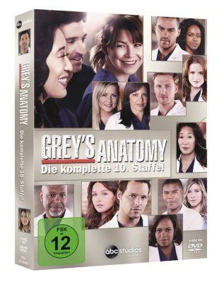 Grey's Anatomy - Die komplette Staffel 10