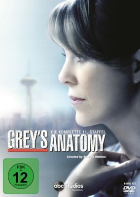 Grey's Anatomy - Die komplette Staffel 11