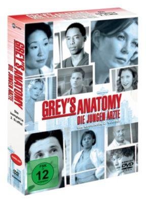 Grey's Anatomy - Die komplette Staffel 2