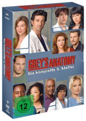 Grey's Anatomy - Die komplette Staffel 3
