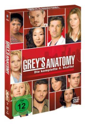 Grey's Anatomy - Die komplette Staffel 4