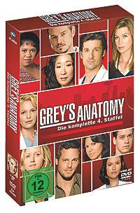 Grey's Anatomy - Die komplette Staffel 4 - Produktdetailbild 1