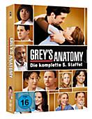 Grey's Anatomy - Die komplette Staffel 5