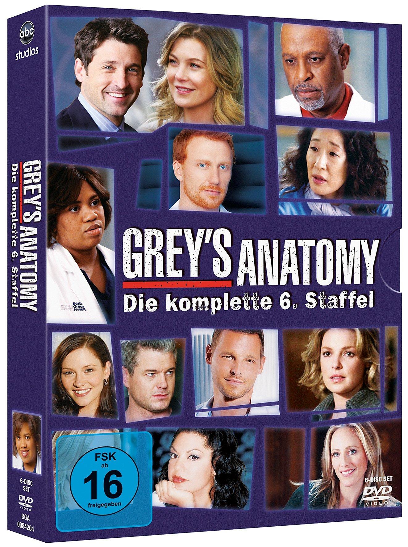 Serien Stream GreyS Anatomy Staffel 6