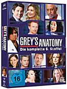 Grey's Anatomy - Die komplette Staffel 6