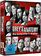 Grey's Anatomy - Die komplette Staffel 7