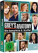 Grey's Anatomy - Die komplette Staffel 9