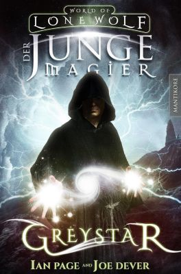 Greystar - Der junge Magier