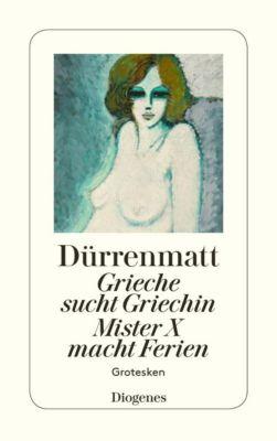 Grieche sucht Griechin - Friedrich Dürrenmatt pdf epub