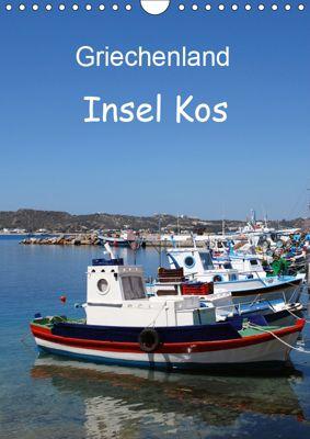 Griechenland - Insel Kos (Wandkalender 2019 DIN A4 hoch), Peter Schneider