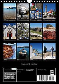 Griechenland - Insel Kos (Wandkalender 2019 DIN A4 hoch) - Produktdetailbild 13