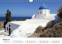 Griechenland - Von Epirus bis zu den Inseln (Wandkalender 2019 DIN A4 quer) - Produktdetailbild 1