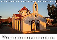 Griechenland - Von Epirus bis zu den Inseln (Tischkalender 2019 DIN A5 quer) - Produktdetailbild 4