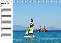 Griechische Insel Kos (Tischkalender 2019 DIN A5 quer) - Produktdetailbild 2