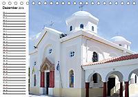 Griechische Insel Kos (Tischkalender 2019 DIN A5 quer) - Produktdetailbild 12