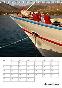 Griechisches Allerlei (Tischkalender 2019 DIN A5 hoch) - Produktdetailbild 1