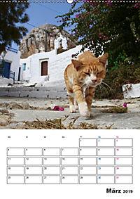 Griechisches Allerlei (Wandkalender 2019 DIN A2 hoch) - Produktdetailbild 3