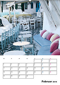 Griechisches Allerlei (Wandkalender 2019 DIN A2 hoch) - Produktdetailbild 2