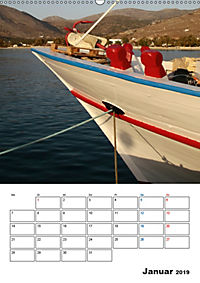 Griechisches Allerlei (Wandkalender 2019 DIN A2 hoch) - Produktdetailbild 1