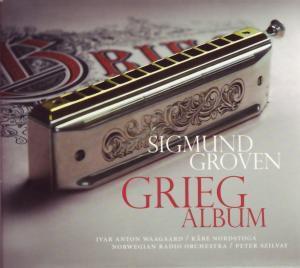 Grieg Album, Sigmund Groven