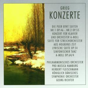 Grieg,Edvard, Königlich Dänisches Symphonie Orchester
