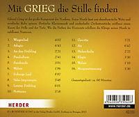 Grieg: Mit Grieg die Stille finden, CD-A - Produktdetailbild 1
