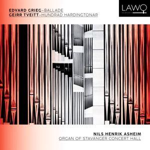 Grieg & Tveitt - Ballade & Hundrad, Nils Henrik Asheim