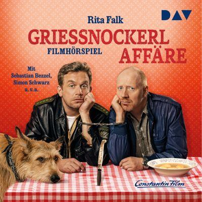 Grießnockerlaffäre (Filmhörspiel), Rita Falk