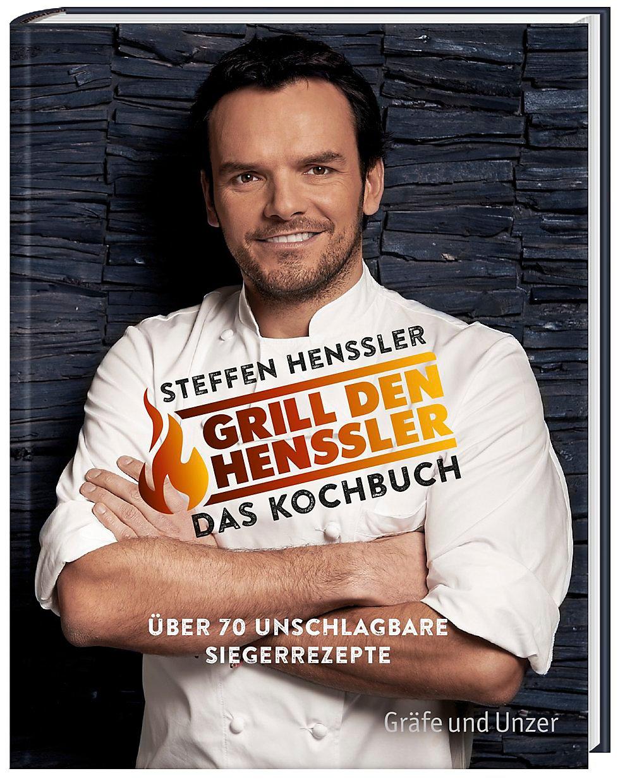 Grill Den Henssler Das Kochbuch Buch Portofrei Bei Weltbildde
