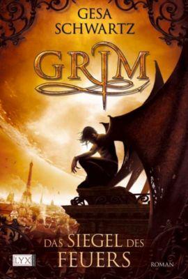 Grim Band 1: Das Siegel des Feuers, Gesa Schwartz