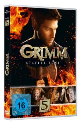 Grimm - Staffel 5, Silas Weir Mitchell,Bitsie Tulloch David Giuntoli