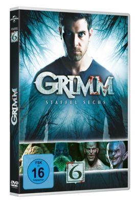 Grimm - Staffel 6, Silas Weir Mitchell,Bitsie... David Giuntoli
