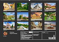 Grimma Impressionen (Wandkalender 2019 DIN A2 quer) - Produktdetailbild 13