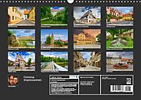 Grimma Impressionen (Wandkalender 2019 DIN A3 quer) - Produktdetailbild 13