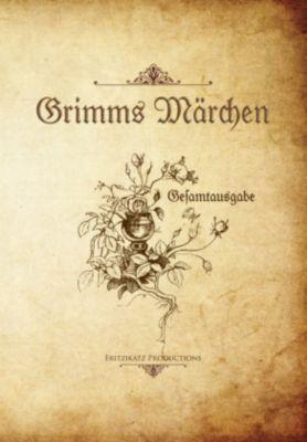 Grimms Märchen, Wilhelm Grimm, Jacob Grimm