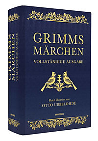 Grimms Märchen (Cabra-Lederausgabe) - Produktdetailbild 1