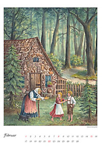 Grimms Märchenkalender 2015 - Produktdetailbild 3