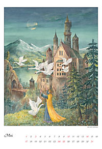 Grimms Märchenkalender 2015 - Produktdetailbild 9