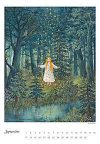 Grimms Märchenkalender 2015 - Produktdetailbild 17