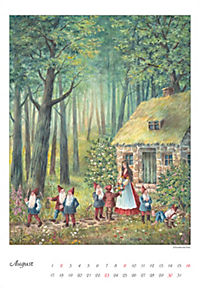 Grimms Märchenkalender 2015 - Produktdetailbild 15
