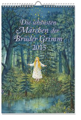 Grimms Märchenkalender 2015